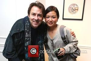Jonathan Ross and Junko Mizuno - Jonathan Ross attends a private viewing of the new solo exhibition 'Belle: The Art...
