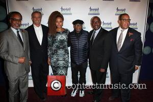 Bruce Gordon, Robert F. Kennedy, Chrisette Michele, Spike Lee, Colvin Grannum and Guests