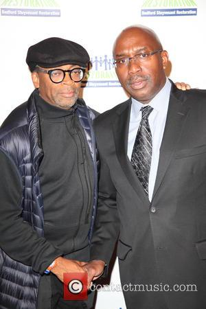 Spike Lee and Colvin Grannum - 2014 Restore Brooklyn Benefit at Frederick P. Rose Hall, Jazz at Lincoln Center -...