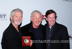 Stephen Lang, Victor Garber and Dylan Baker