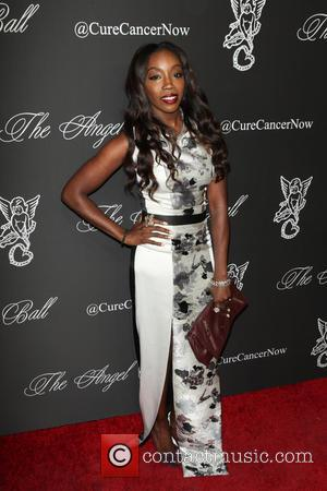 Estelle - Angel Foundation hosts Angel Ball 2014 - Red Carpet Arrivals - New York City, New York, United States...