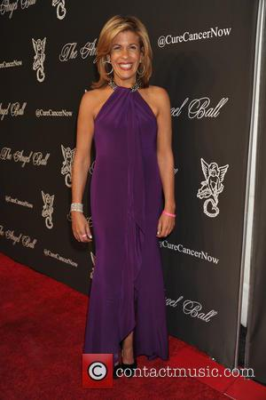 Hoda Kotb - A variety of celebs were photographed on the red carpet at the Angel Ball 2014 Held at...
