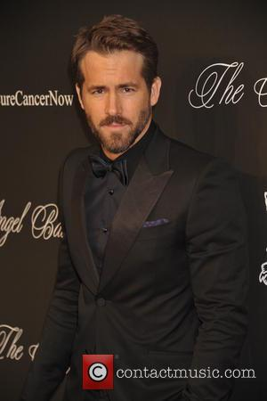 Ryan Reynolds - A variety of celebs were photographed on the red carpet at the Angel Ball 2014 Held at...