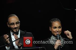 Alicia Keys and Swiss Beatz
