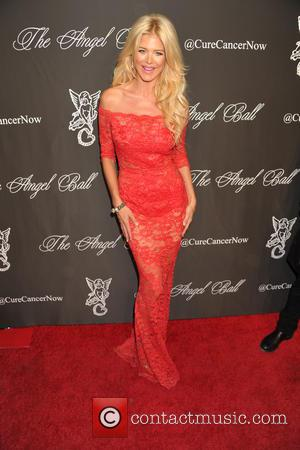Victoria Silvstedt - A variety of celebs were photographed on the red carpet at the Angel Ball 2014 Held at...