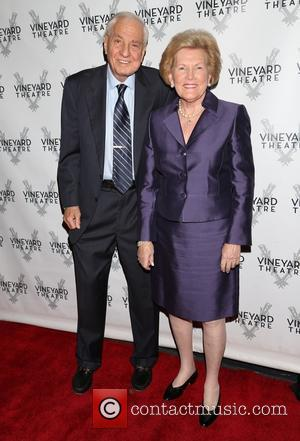 Garry Marshall and Barbara Marshall