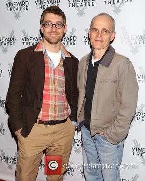 Greg Pierce and Zeljko Ivanek