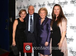 Kathleen Marshall, Garry Marshall, Barbara Marshall and Heather Hall