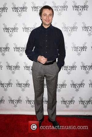Vincent Kartheiser - Opening night after party for Billy and Ray at the Vineyard Theatre - Arrivals. at Vineyard Theatre,...
