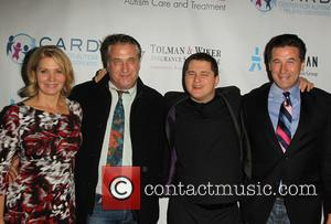 Isabella Hofmann, Daniel Baldwin, Atticus Baldwin and William Baldwin