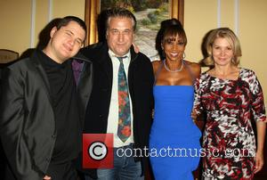 Atticus Baldwin, Daniel Baldwin, Holly Robinson Peete and Isabella Hofmann