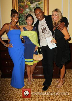 Holly Robinson Peete, Ray Parker Jr. and Guests