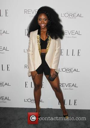 Teyonah Parris - A variety of Hollywood stars attended the 21st Annual Elle Women in Hollywood Awards held at the...
