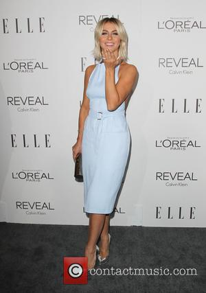 "Why Julianne Hough ""Shocks"" Her Body, And Will ""Audition For Anything"""