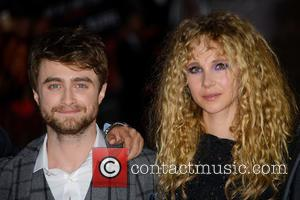 Daniel Radcliffe  Juno Temple - Photographs of the stars of the new film 'Horns' arrived at the UK Premiere...