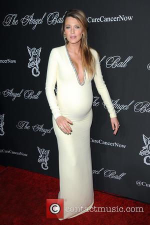 Blake Lively - Gabrielle's Angel Foundation Hosts Angel Ball 2014 - Red Carpet Arrivals - Manhattan, New York, United States...