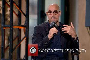Stanley Tucci - AOL's 'BUILD' series presents Stanley Tucci - Manhattan, New York, United States - Tuesday 21st October 2014