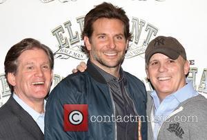 Anthony Heald, Bradley Cooper and Scott Ellis