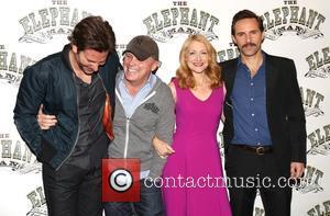 Bradley Cooper, Scott Ellis, Patricia Clarkson and Alessandro Nivola