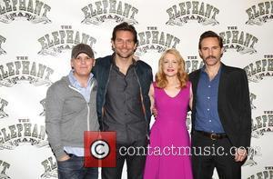 Scott Ellis, Bradley Cooper, Patricia Clarkson and Alessandro Nivola