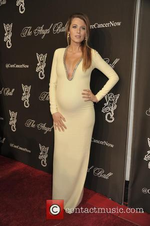 Blake Lively - Angel Foundation hosts Angel Ball 2014 - Red Carpet Arrivals at Cipriani Wall Street - New York...