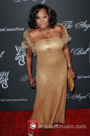Star Jones - A variety of celebrities were photographed on the red carpet as Gabrielle's Angel Foundation Hosted the Angel...