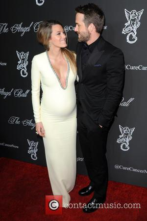 Blake Lively and Ryan Reynolds - A variety of celebrities were photographed on the red carpet as Gabrielle's Angel Foundation...