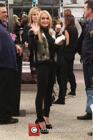 Kim Richards - Photos from the book signing of Nicky Hilton's '365 Style' The signing was held at Kyle By...