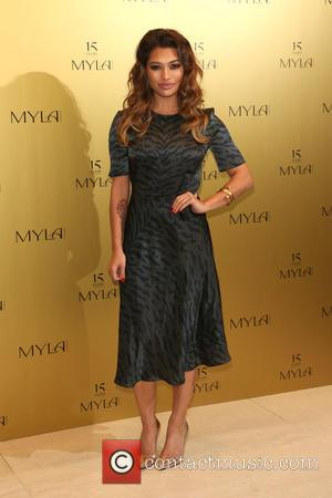 Vanessa White - British Lingerie boutique Myla celebrated its 15th Anniversary with a party in London, United Kingdom - Tuesday...