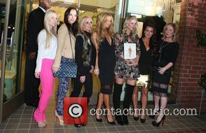 Paris Hilton, Nicky Hilton, Kim Richards, Kyle Richards, Kathy Hilton and Guests