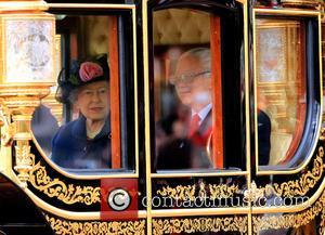 Queen Elizabeth Ii and Tony Tan