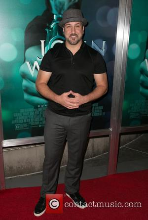 Joey Fatone - Los Angeles special screening of 'John Wick' at ArcLight Hollywood at Arclight Hollywood - Beverly Hills, California,...