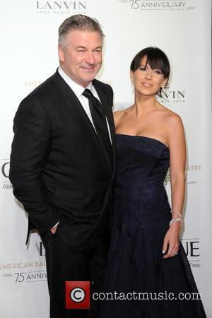 Alec Baldwin and Hilaria Baldwin - American Ballet Theatre Opening Night Fall Gala - Red Carpet Arrivals - Manhattan, New...
