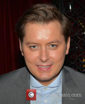 Brian Dowling - Brian Dowling arrives fashionably late for a special screening of his new TV3 Saturday night show 'Sitting...