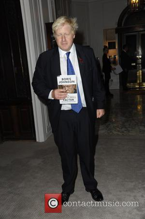Boris Johnson - Mayor of London Boris Johnson book launch 'The Churchill Factor: How One Man Made History', written to...