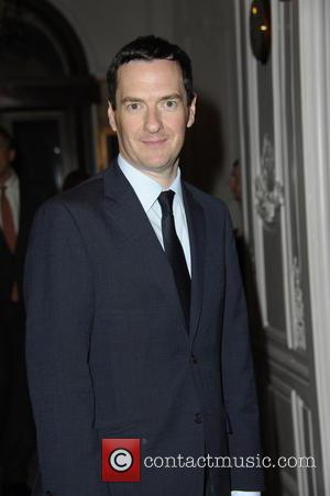 George Osborne - Mayor of London Boris Johnson book launch 'The Churchill Factor: How One Man Made History', written to...