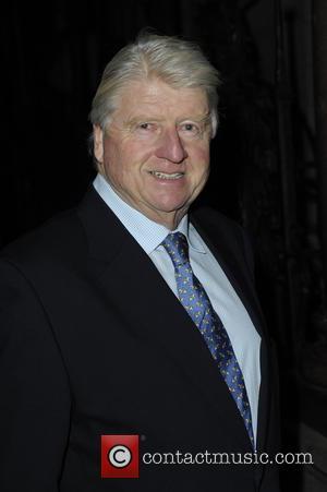 Stanley Johnson - Mayor of London Boris Johnson book launch 'The Churchill Factor: How One Man Made History', written to...