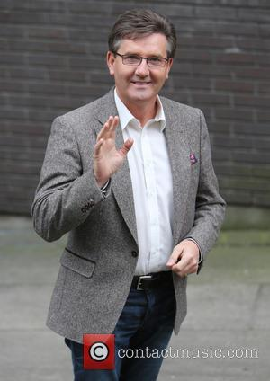 Daniel O'Donnell - Celebrities outside ITV studios - London, United Kingdom - Wednesday 22nd October 2014