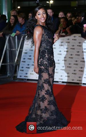 Alexandra Burke - 2014 MOBO Awards - Arrivals - London, United Kingdom - Wednesday 22nd October 2014