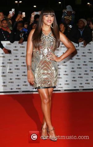 Eve - 2014 MOBO Awards - Arrivals - London, United Kingdom - Wednesday 22nd October 2014