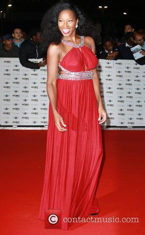 Jamelia - 2014 MOBO Awards - Arrivals - London, United Kingdom - Wednesday 22nd October 2014