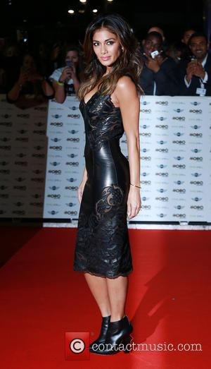 Nicole Scherzinger - 2014 MOBO Awards - Arrivals - London, United Kingdom - Wednesday 22nd October 2014