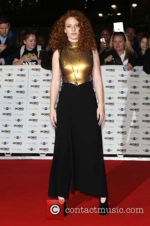 Jess Glynne - A variety of stars from the music industry attended the MOBO Awards 2014 which was held at...