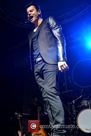 Jordan Knight - Nick Carter and Jordan Knight perform live in concert during the 'Nick & Knight Tour' at Revolution...
