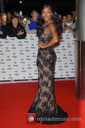 Alexandra Burke - A variety of stars from the music industry attended the MOBO Awards 2014 which was held at...