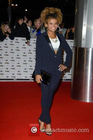 Fleur East - A variety of stars from the music industry attended the MOBO Awards 2014 which was held at...