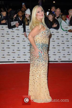 Vanessa Feltz - A variety of stars from the music industry attended the MOBO Awards 2014 which was held at...