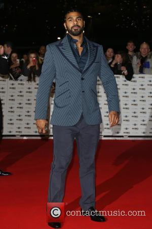 David Haye - A variety of stars from the music industry attended the MOBO Awards 2014 which was held at...