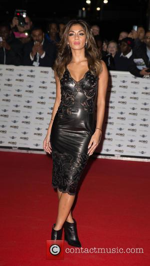 Nicole Scherzinger - The MOBO awards at Wembely Arena - Arrivals at Wembely Arena, MOBO - London, United Kingdom -...