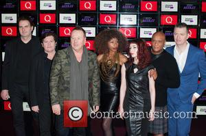 Jim Kerr and Guests - Xperia Access Q Awards held at the Grosvenor House - Arrivals. at Q Awards, Grosvenor...